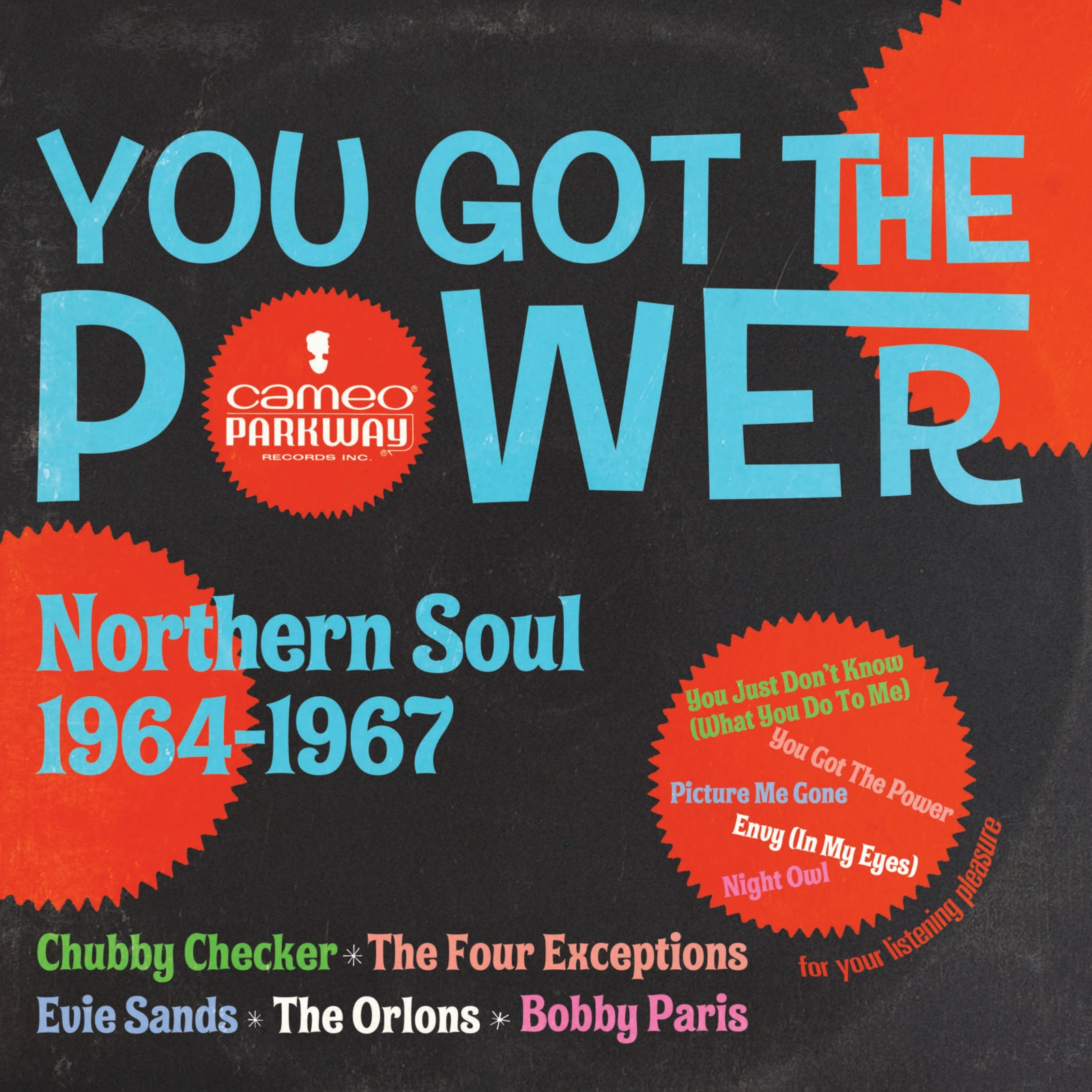 You Got The Power: Northern Soul (1964-1967) - Vinyl