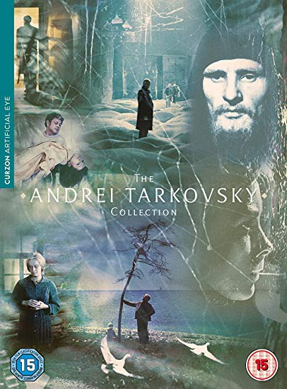Sculpting Time - The Andrei Tarkovsky Collection