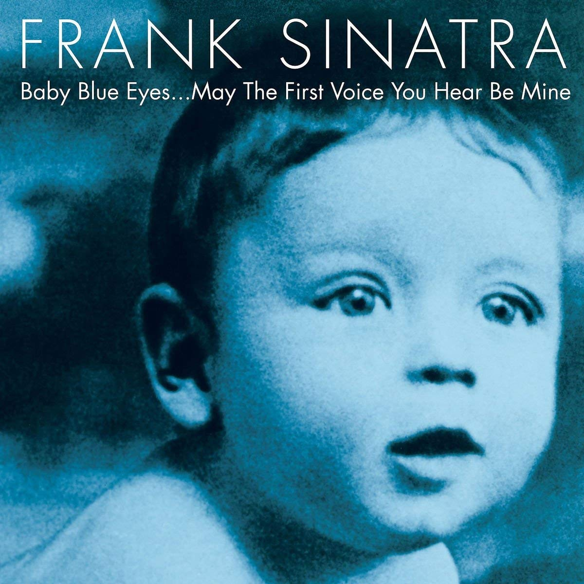 Baby Blue Eyes - Vinyl