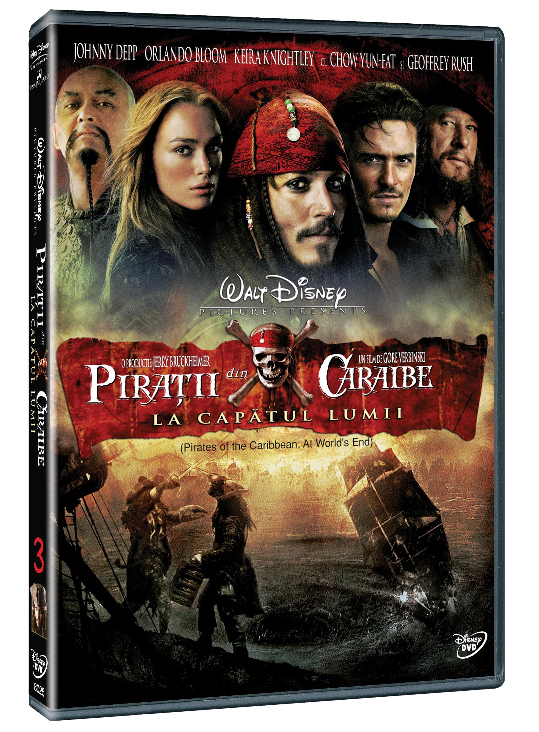Piratii Din Caraibe 3 - La Capatul Lumii