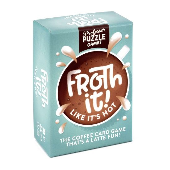 Joc - Froth It! | Professor Puzzle