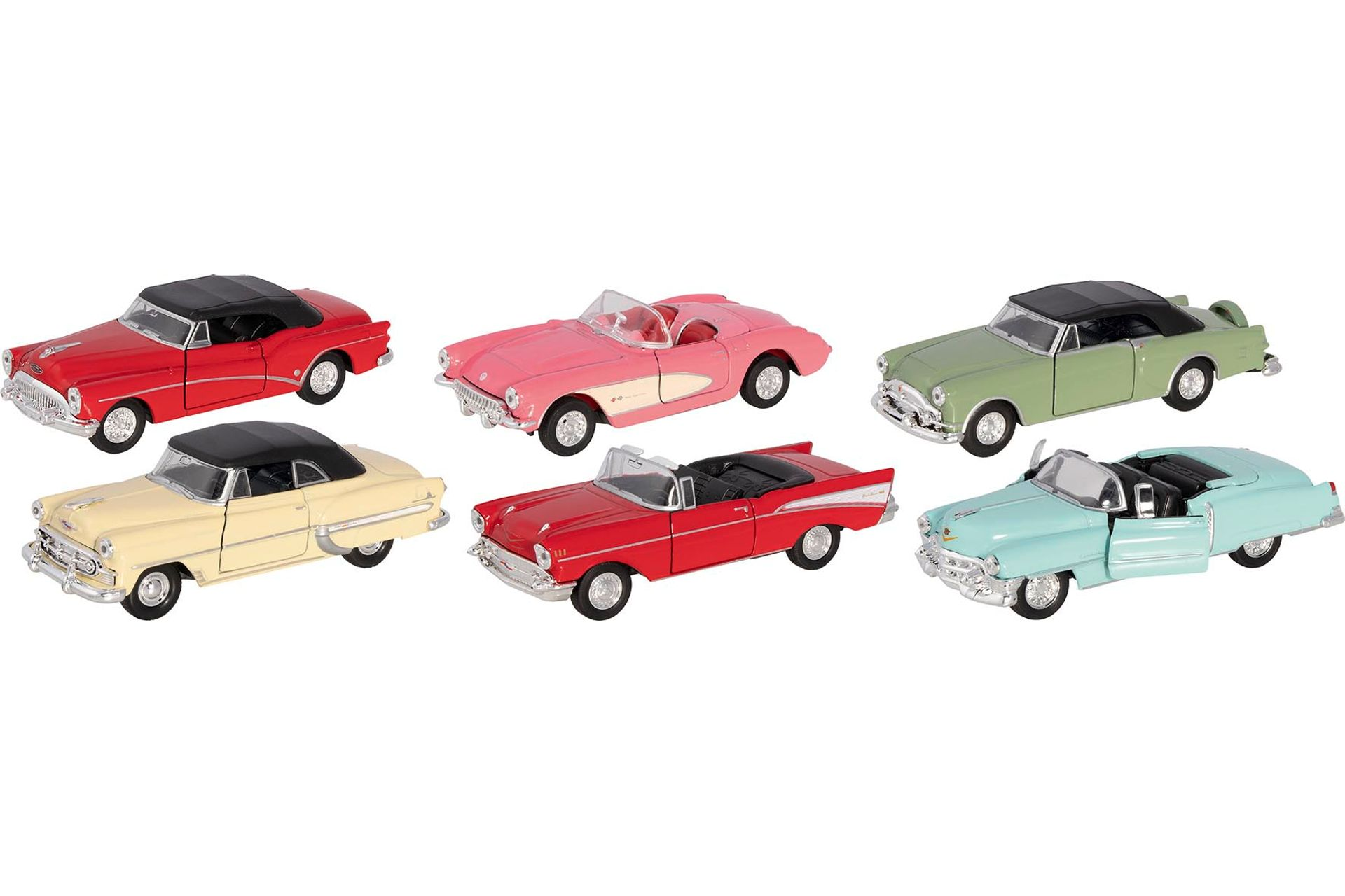 Masinuta - Oldtimer Collection US (mai multe modele) | Goki