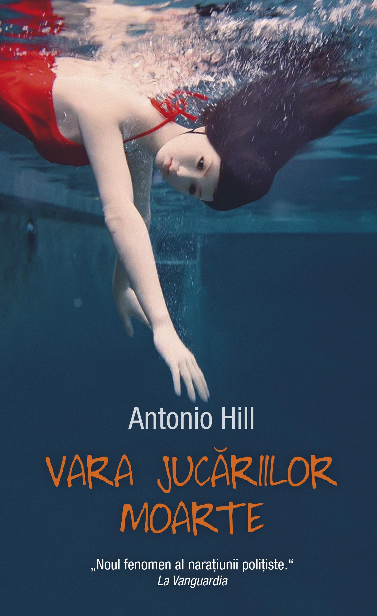 Vara jucariilor moarte | Antonio Hill