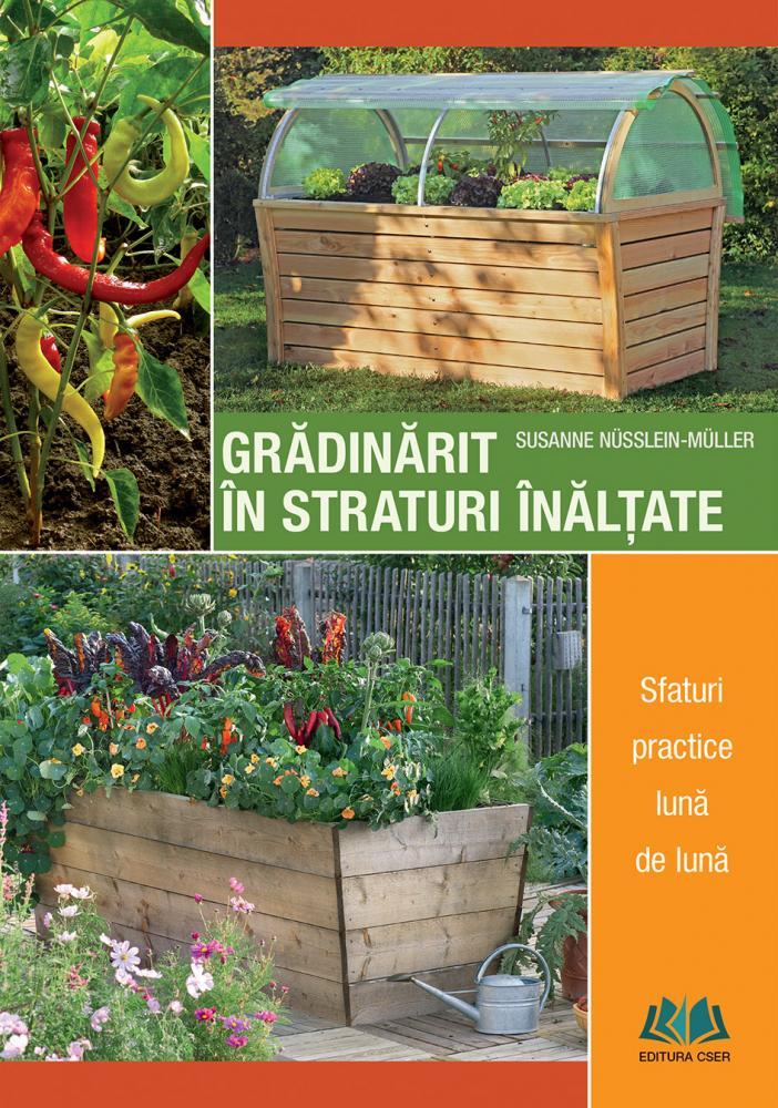 Imagine Gradinarit In Straturi Inaltate - Susanne Nusslein-muller