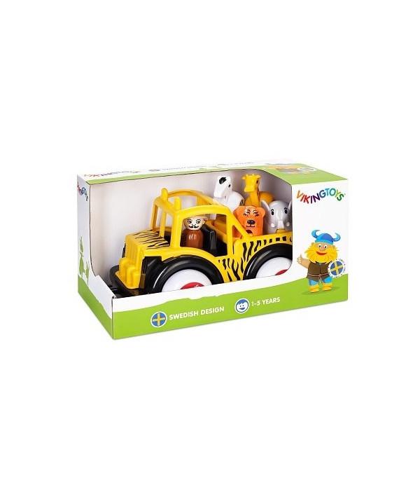 Jucarie - Camion Safari | Viking Toys