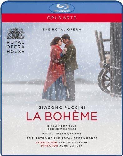 La Boheme, by Giacomo Puccini Blu Ray Disc