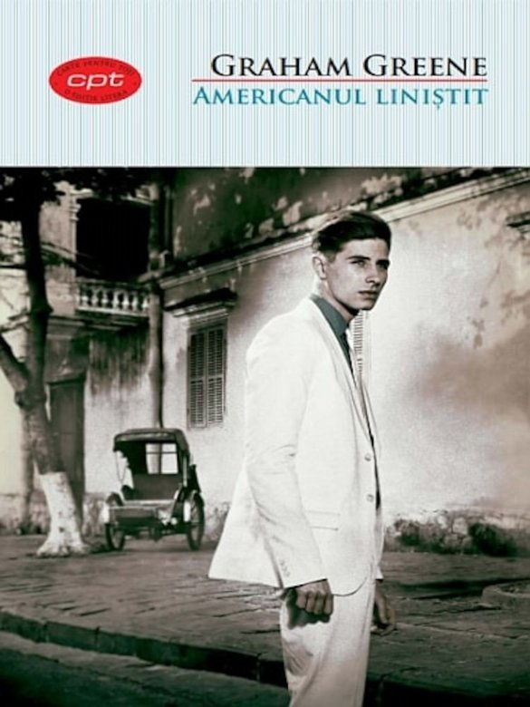 Americanul linistit | Graham Greene
