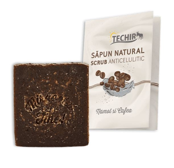 Sapun natural scrub anticelulitic