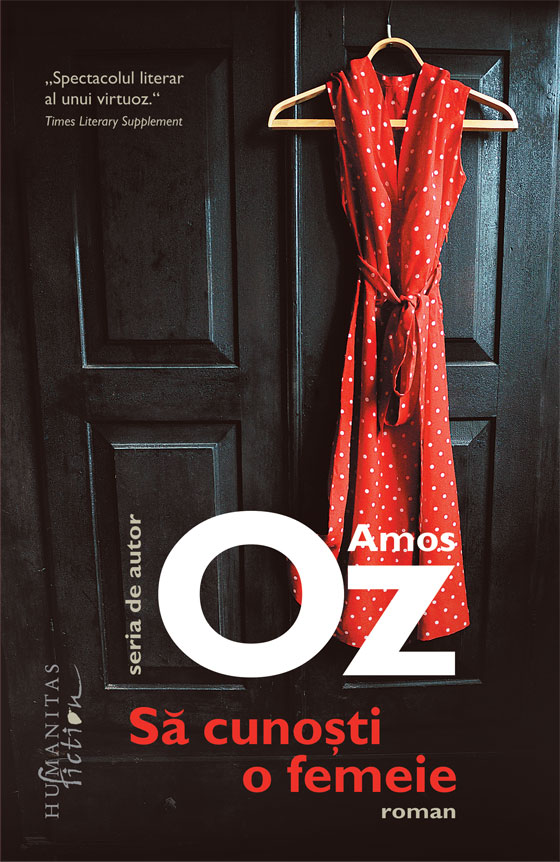 Sa cunosti o femeie | Amos Oz
