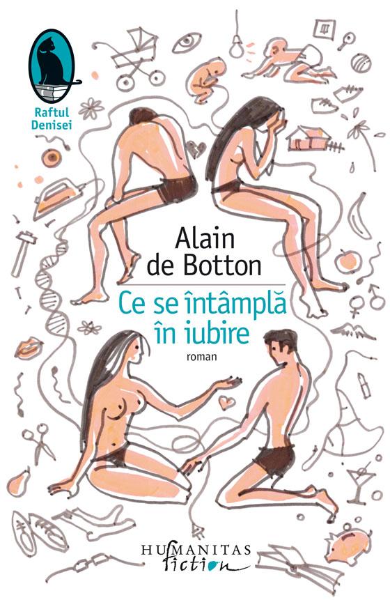 Ce se intampla in iubire | Alain de Botton