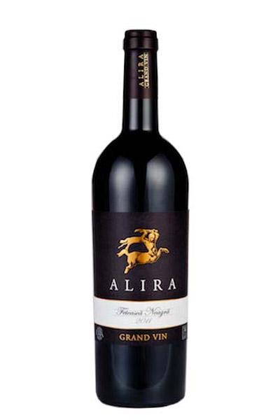 Vin rosu - Alira Grand, Feteasca Neagra, sec Alira