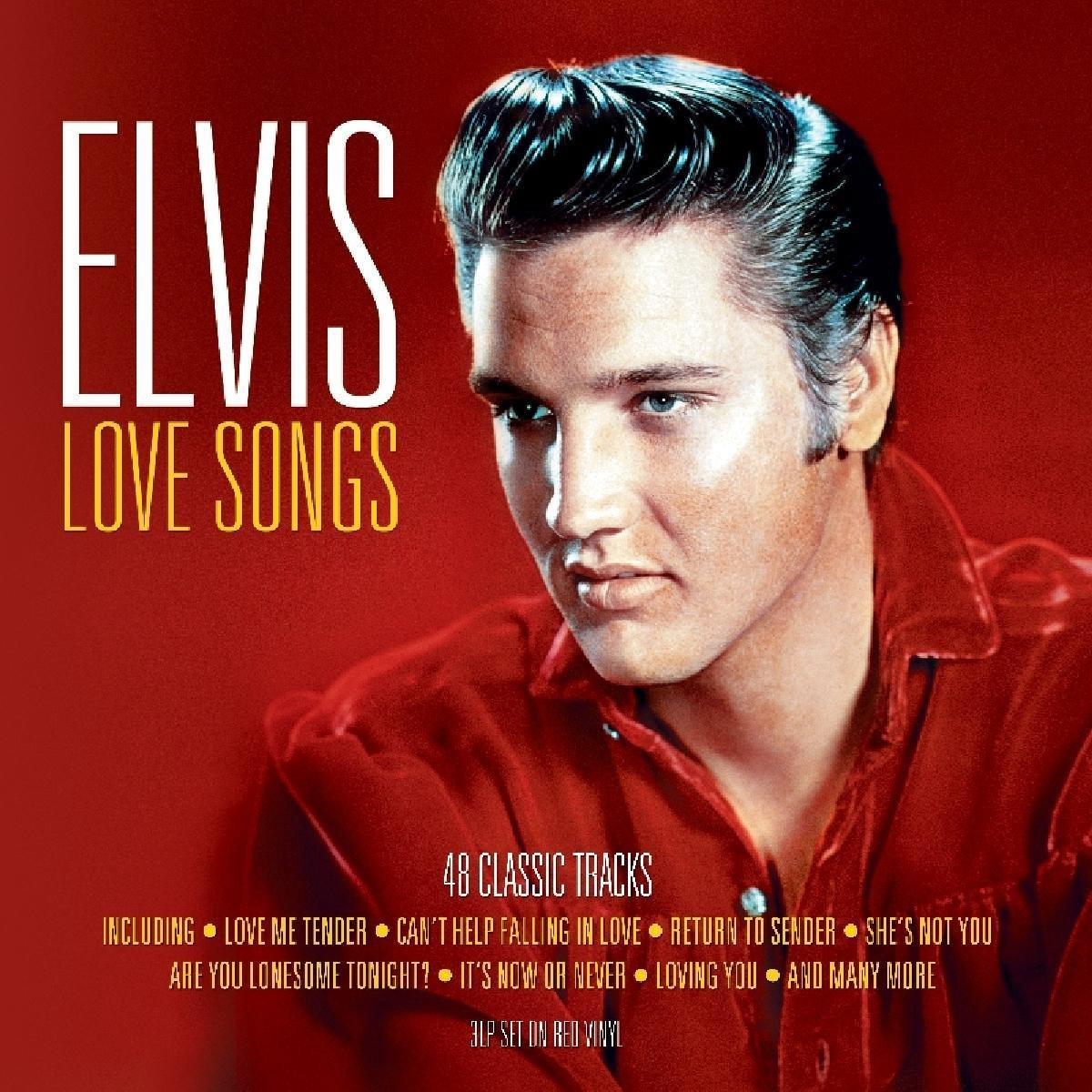 Love Songs - Vinyl