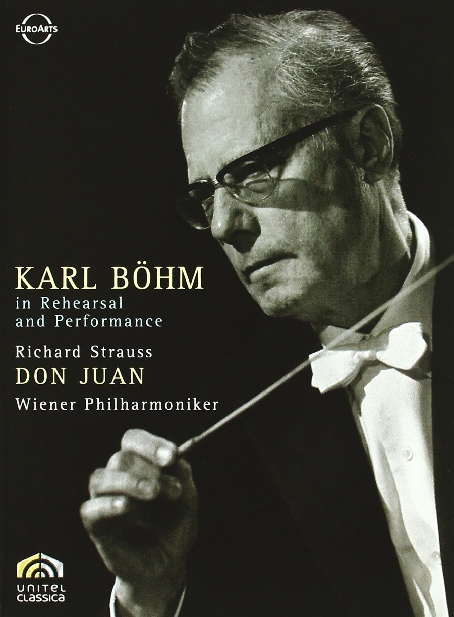 Karl Bohm - In Rehearsal and Performance