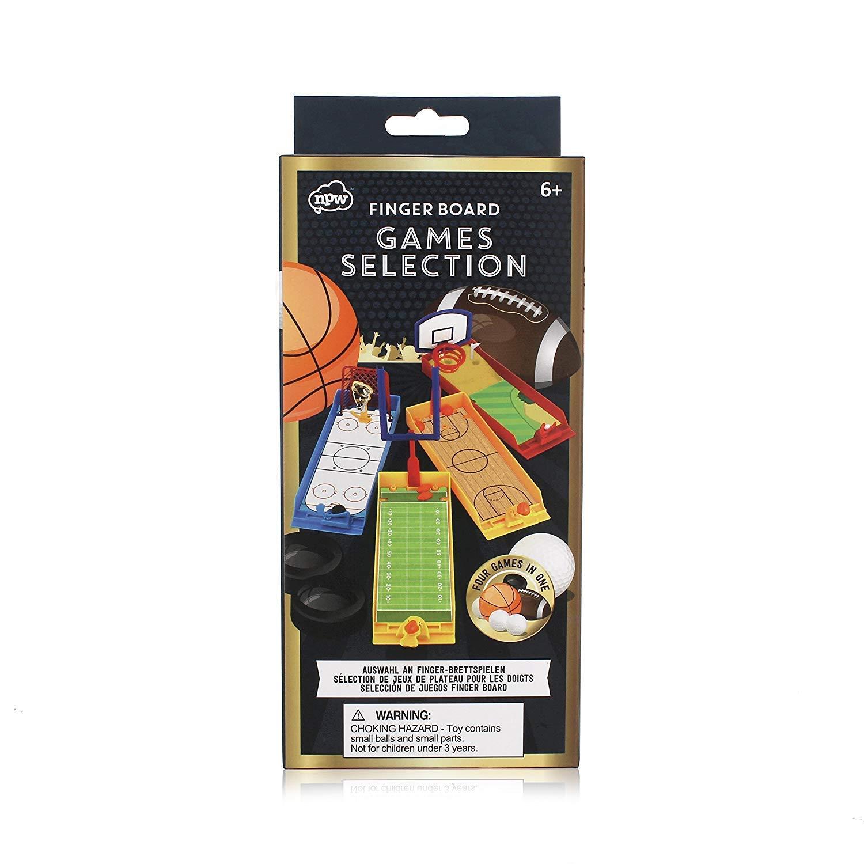 Joc - Fingerboard game selection thumbnail