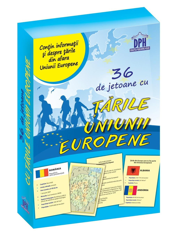 36 de jetoane cu tarile Uniunii Europene thumbnail