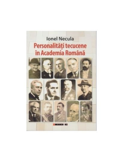 Imagine Personalitati Tecucene In Academia Romana - Ionel Necula