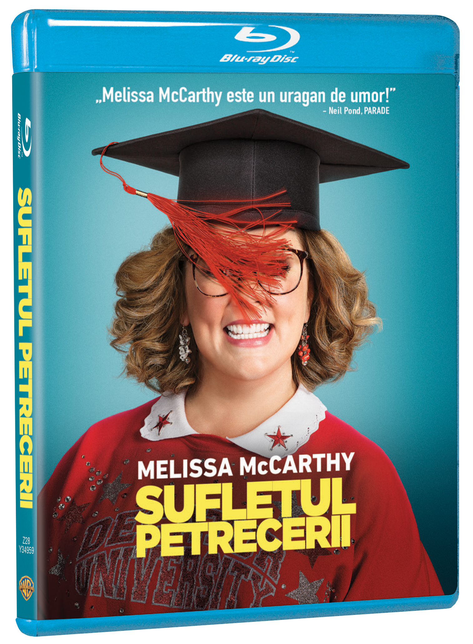 Sufletul petrecerii (Blu Ray Disc) / Life of the Party