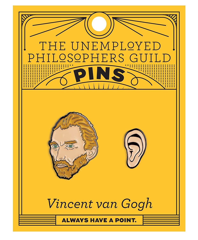 Insigna - Van Gogh and ear thumbnail