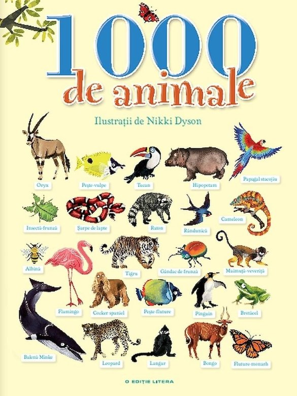 1000 De Animale |