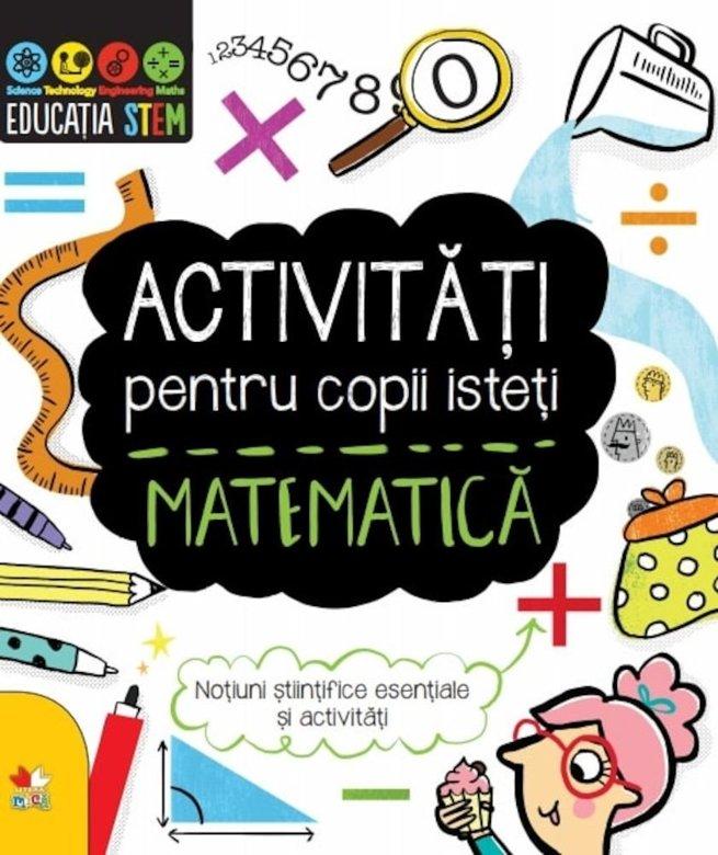 Imagine Activitati Pentru Copii Isteti - Matematica -