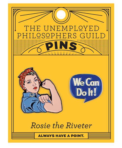 Set insigne - Rosie the Riveter thumbnail