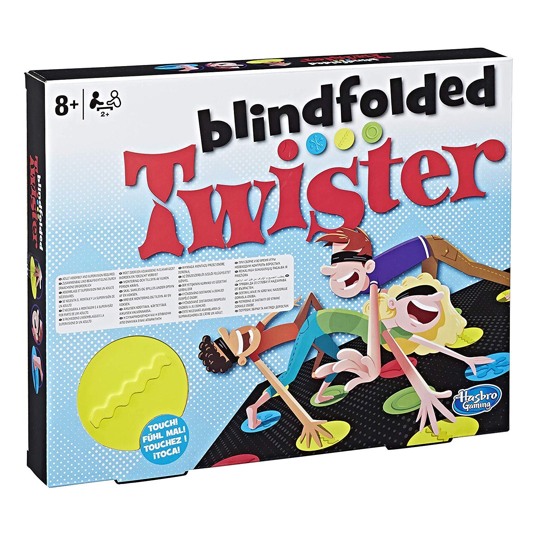 Blindfolded Twister thumbnail