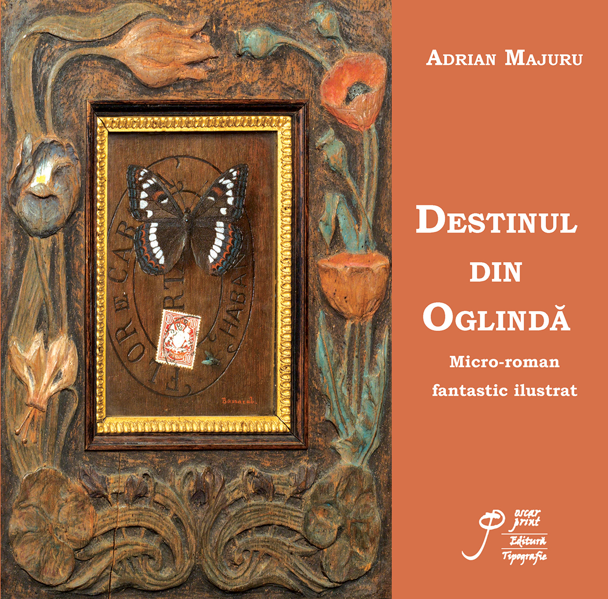 Destinul din oglinda | Adrian Majuru