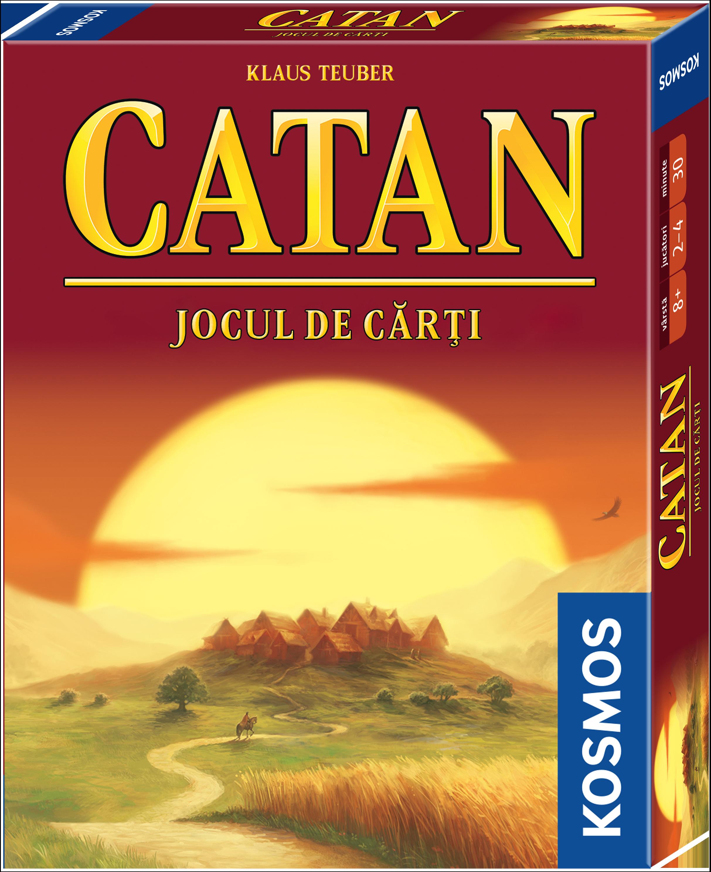 Colonistii din Catan - Jocul de carti | Kosmos