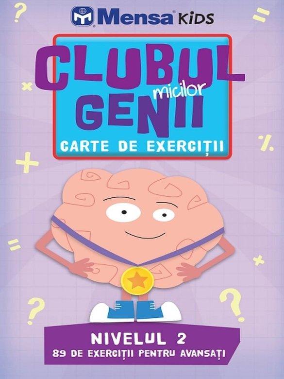 Clubul micilor genii. Carte de exercitii |