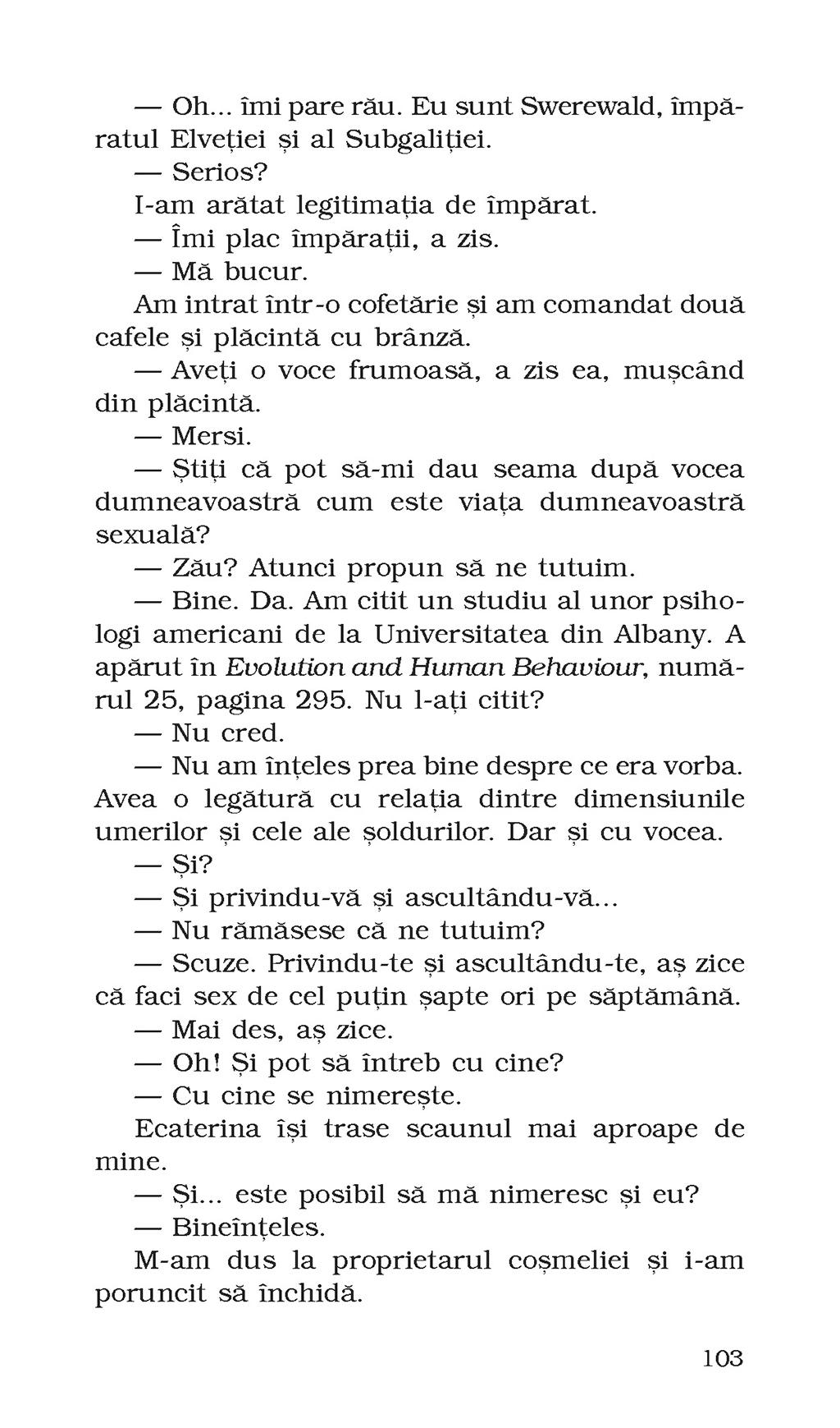 Eu et al. | Alex Tocilescu