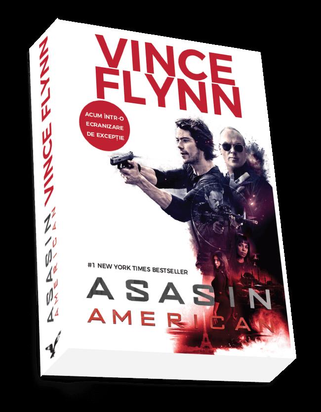 Imagine Asasin American - Vince Flynn