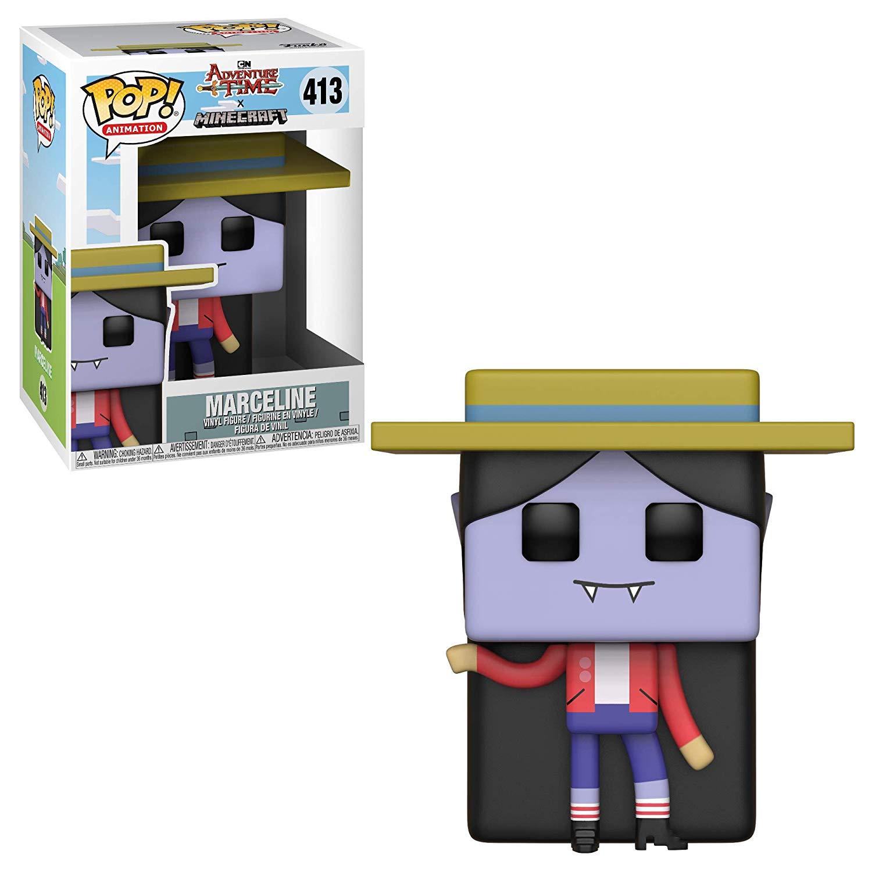 Figurina - Adventure Time Minecraft - Marceline | FunKo