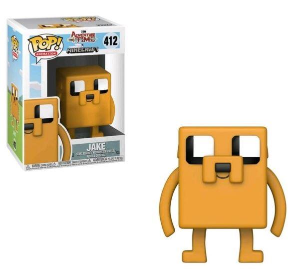 Figurina - Funko Pop! Adventure Time Minecraft, Jake | FunKo