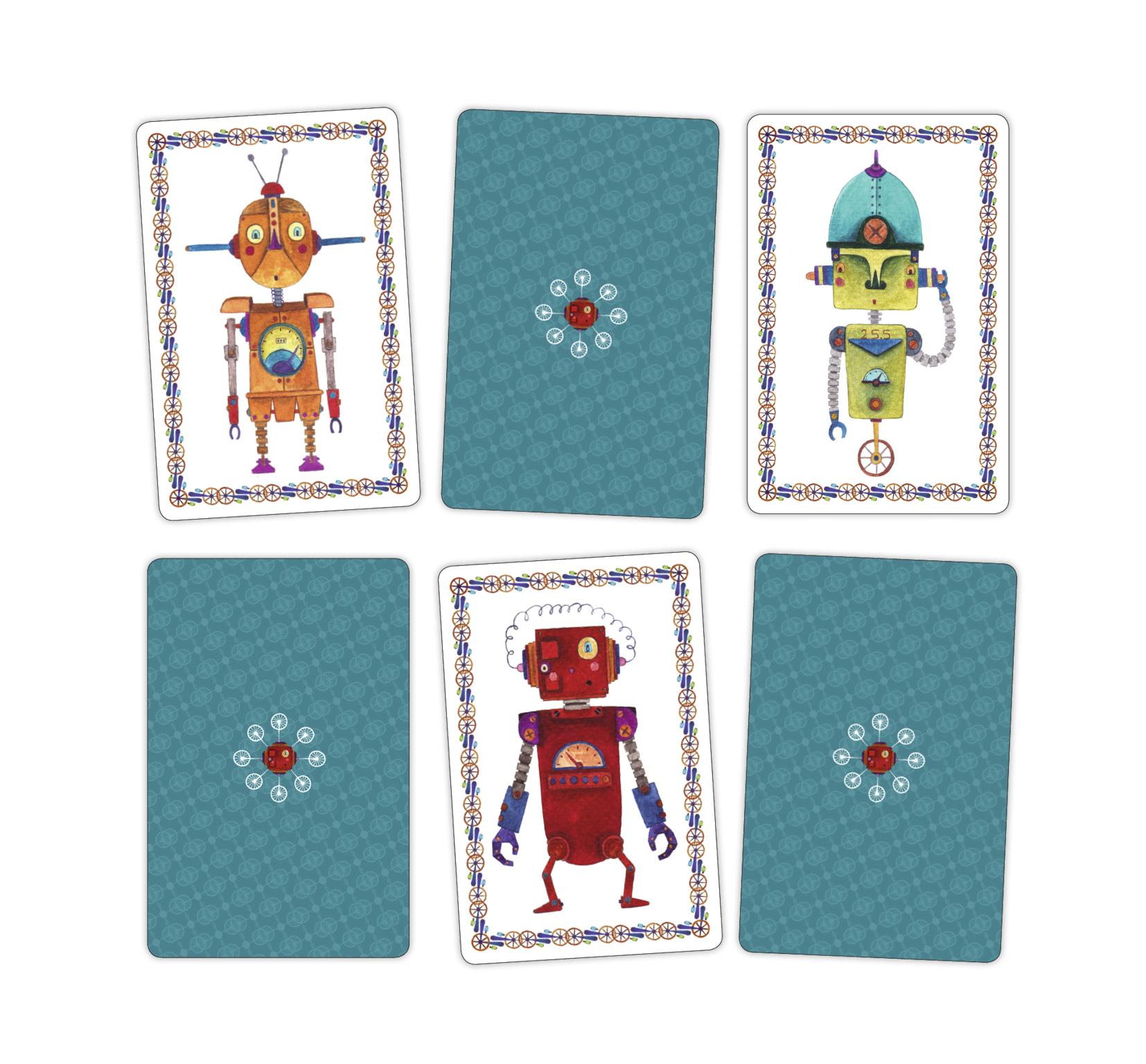 Carti de memorie / Roboti thumbnail