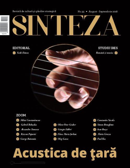 Revista Sinteza Nr. 55