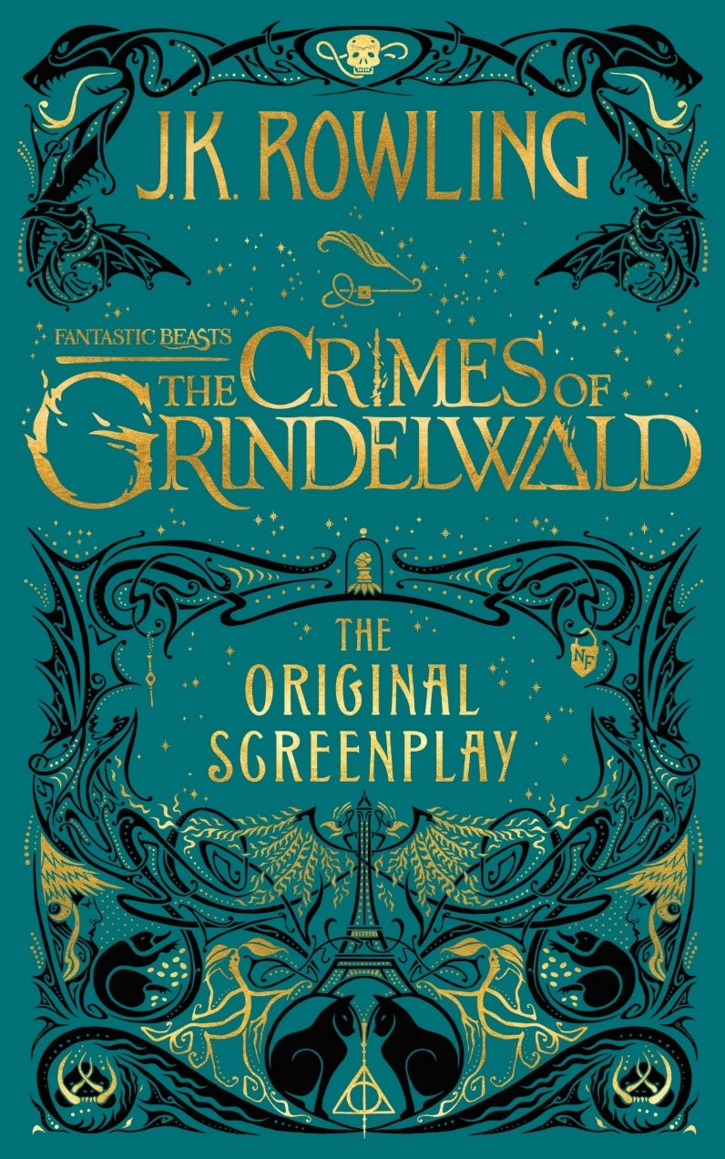 Fantastic Beasts: The Crimes of Grindelwald – The Original Screenplay thumbnail