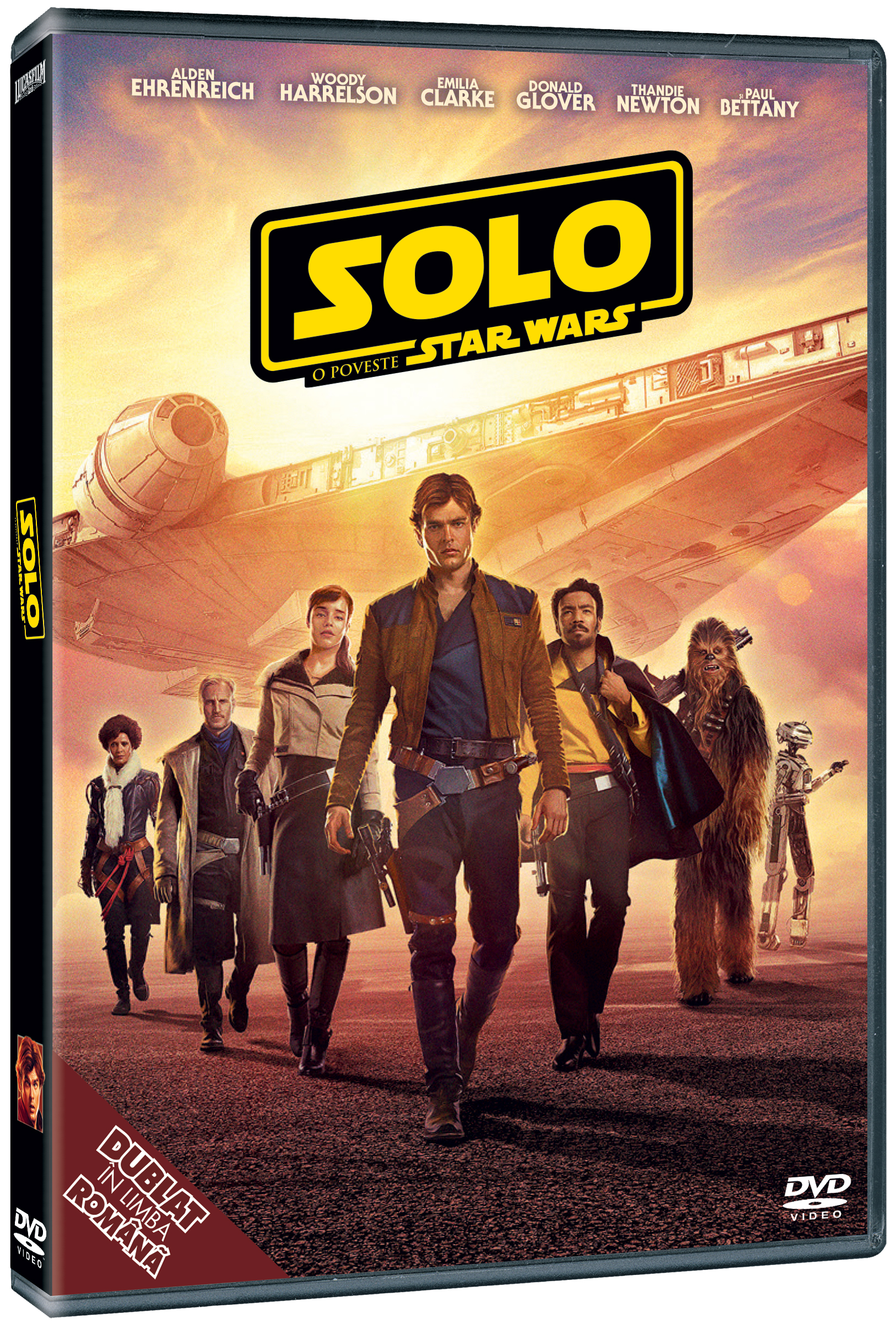 Solo: O poveste Star Wars / Solo: A Star Wars Story thumbnail