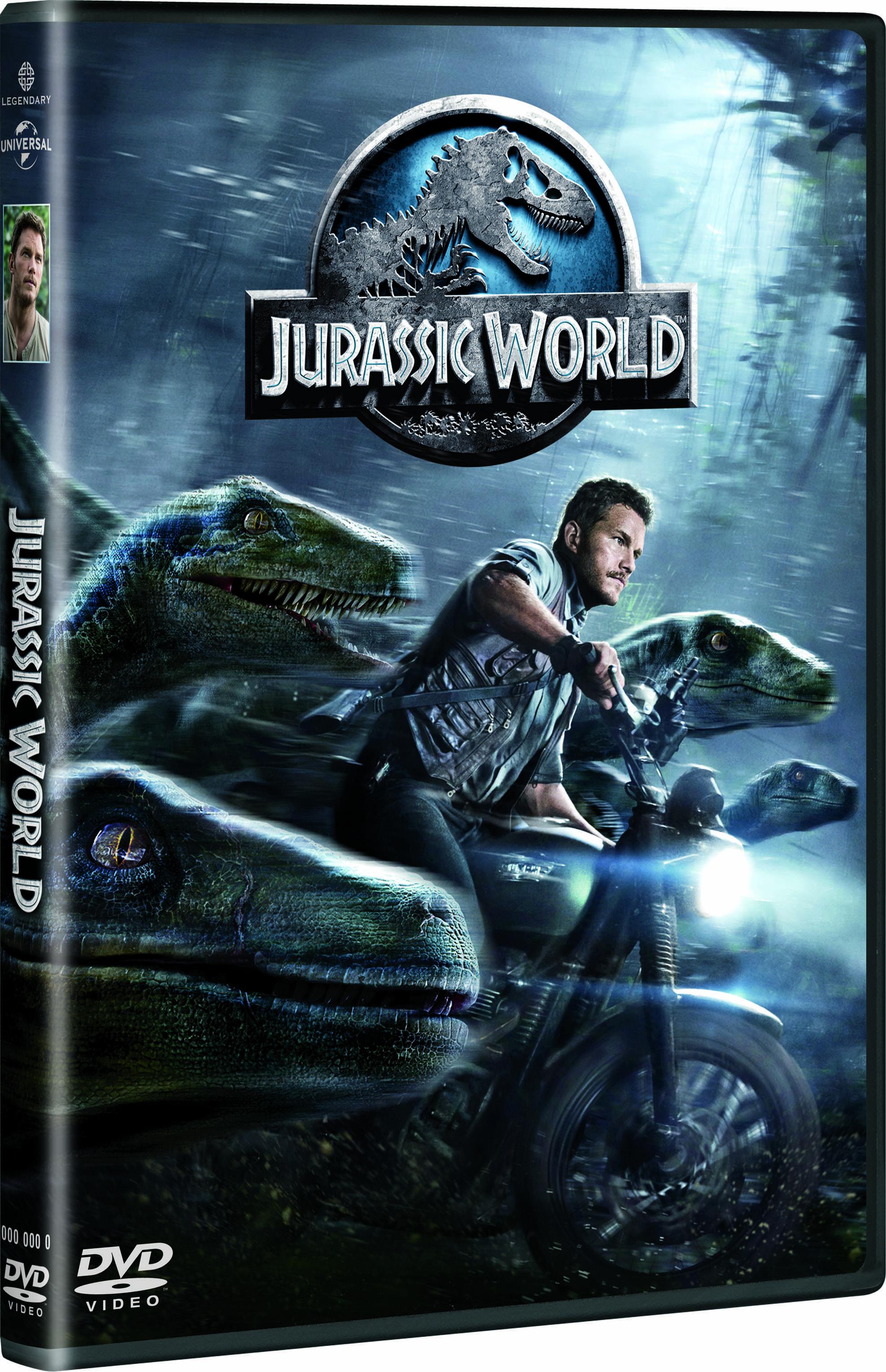 Jurassic World / Jurassic World thumbnail