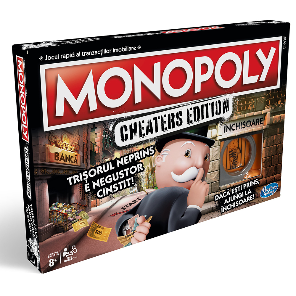 Monopoly - Cheaters Edition | Monopoly