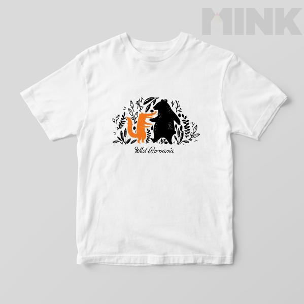 Tricou - Ursul si Vulpea thumbnail