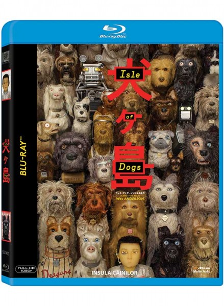 Insula cainilor (Blu Ray Disc) / Isle of Dogs thumbnail