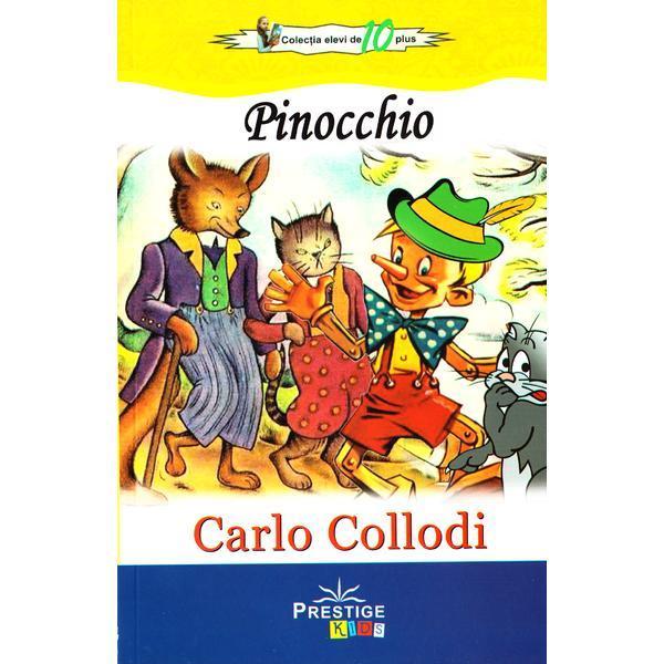 Pinocchio - Carlo Collodi | Carlo Collodi