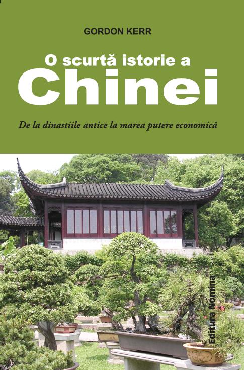 O Scurta Istorie A Chinei | Gordon Kerr