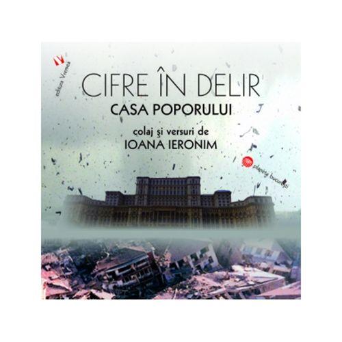 Imagine Cifre In Delir - Casa Poporului - Ioana Ieronim