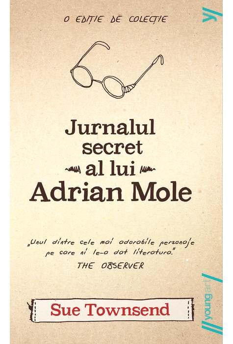 Jurnalul secret al lui Adrian Mole | Sue Townsend