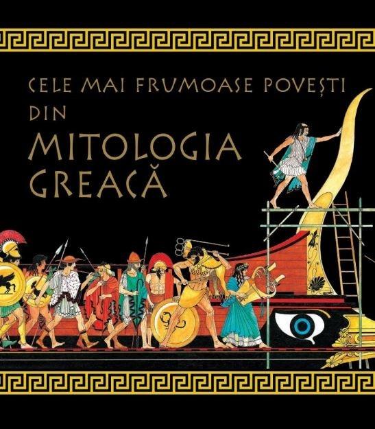 Cele mai frumoase povesti din mitologia greaca |