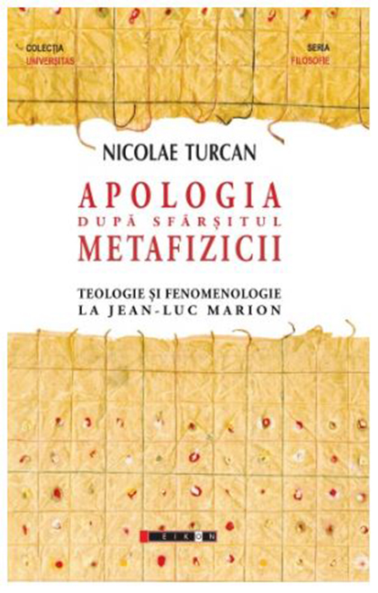 Imagine Apologia Dupa Sfarsitul Metafizicii - Nicolae Turcan