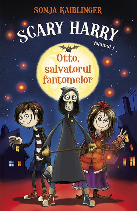 Scary Harry (Vol. 1)