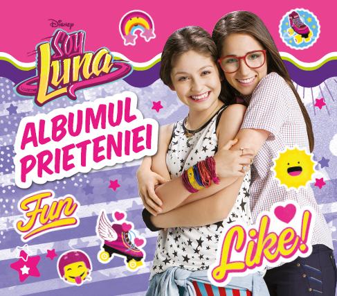 Soy Luna. Albumul prieteniei
