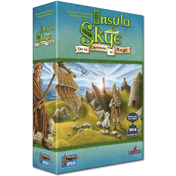 Insula Skye   Lookout Games